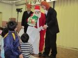 中央YMCAクリスマス祝会の様子