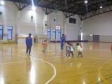 サッカー教室(無料体験会の様子)