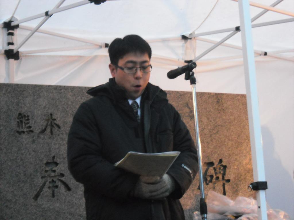 熊本バンド139周年記念早天祈祷会-開催報告