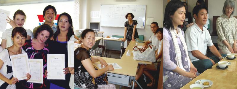 日本語教室・短期留学