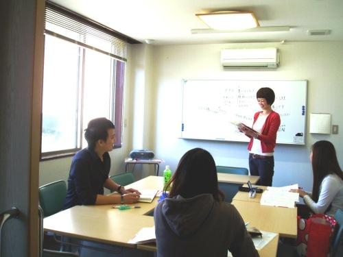 上通日本語学校