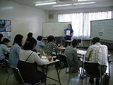 トラベル英会話クラス光景