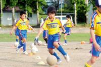 熊本YMCA サッカー教室