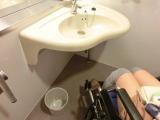 洗面所利用シュミレーション