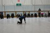 氷上での立ち上がり方
