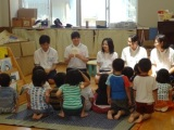 幼稚園交流